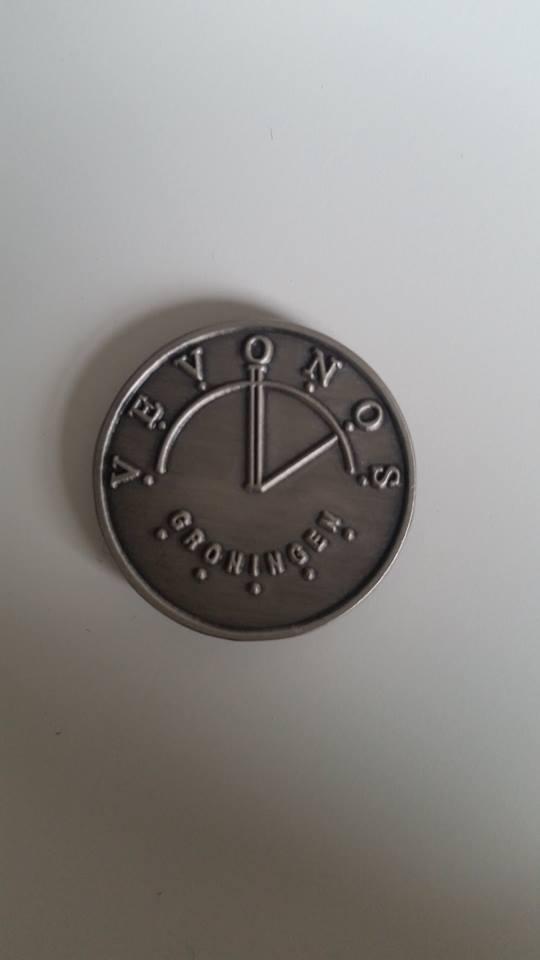 Vevonos Pin
