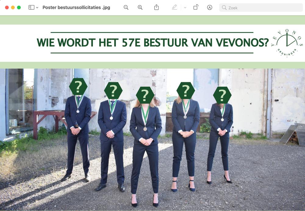 Bestuur 2021-2022 gezocht!